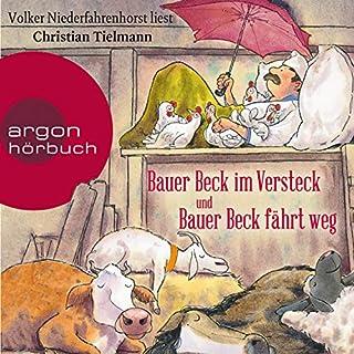 Bauer Beck im Versteck / Bauer Beck fährt weg Titelbild