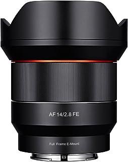 Samyang AF - Objetivo fotográfico para Sony FE (14 mm F2.8 AS IF UMC) Negro