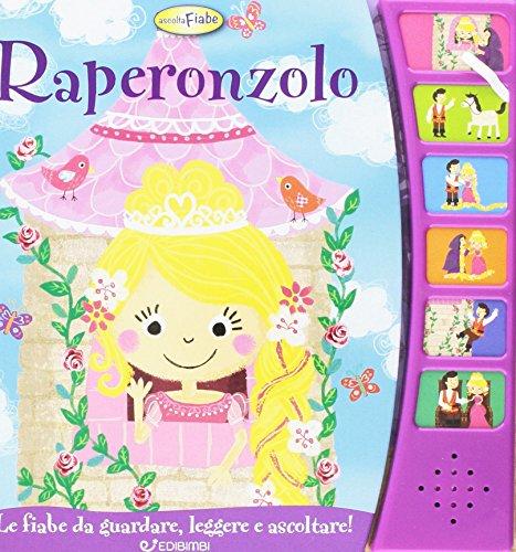 Edicart Style SRL Raperonzolo. Libro sonoro