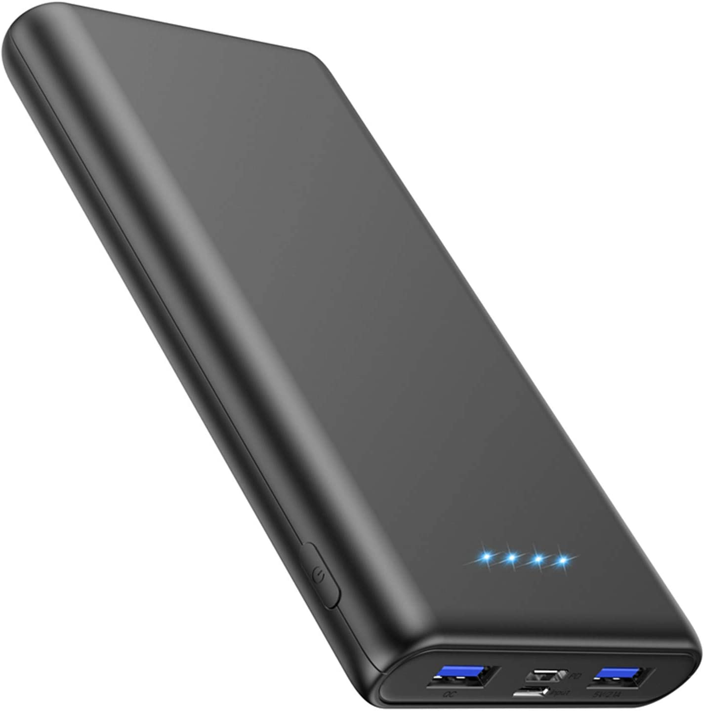 Portable Charger Power Bank, 26800mAh Quick Phone Charge 3.0 Fast Charging Power Delivery External Battery Pack 3 Output & 2 Input Type-C Power Banks Compatible with iPhone 12/11, Samsung,ect.