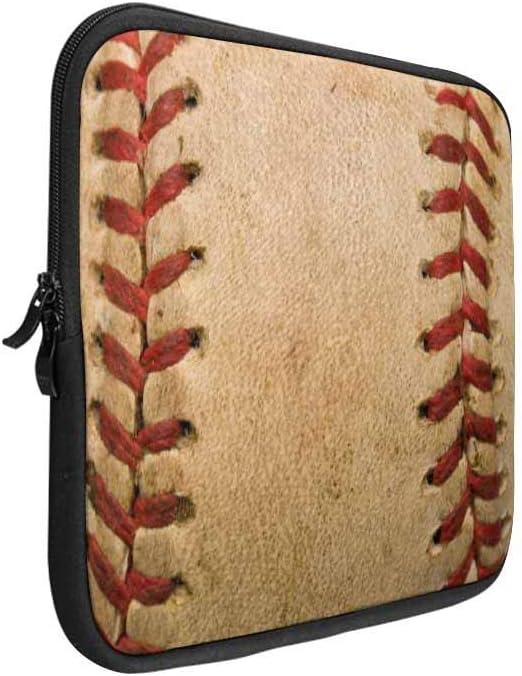Baseball Sport Glove Helmet Laptop Sleeve Case 14 Inch Briefcase Cover Protective Notebook Laptop Bag