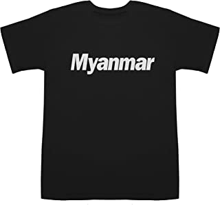 Myanmar ミャンマー T-shirts