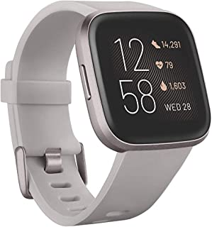 Fitbit Versa 2 Health and Fitness Smartwatch with Heart...