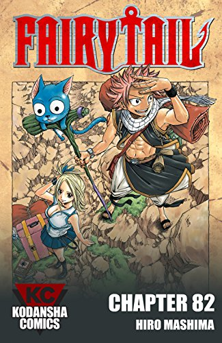 Fairy Tail #82 (English Edition)