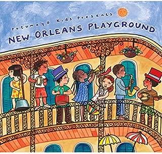 putumayo jazz playground