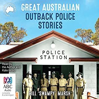 Great Australian Outback Police Stories cover art