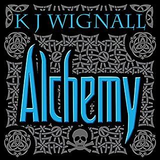Alchemy: Mercian Trilogy, Book 2 audiobook cover art