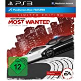 Electronic Arts Need for Speed: Most Wanted Limited Edition, PS3 PlayStation 3 Inglés vídeo - Juego (PS3, PlayStation 3, Racing, Modo multijugador, E10 + (Everyone 10 +))
