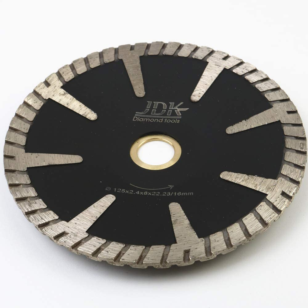 JDK 5 Inch Diamond Super sale Crack Chaser Saw with Blade F 7 8