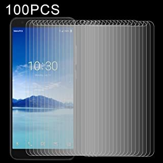 Good 100 PCS 0.26mm 9H 2.5D Explosion-proof Tempered Glass Film for Alcatel 7 Dualn