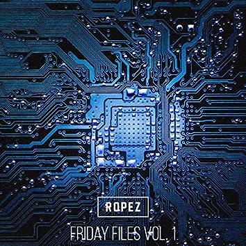 Friday Files, Vol. 1