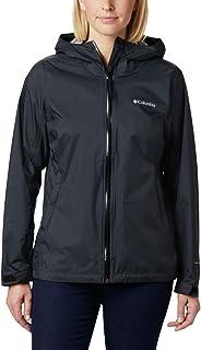 Columbia Women's Evapouration Jacket, Black, Small