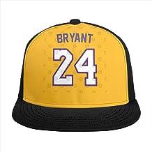 N/ Kobe Bryant Mamba Gorra Negro Gorra De Béisbol