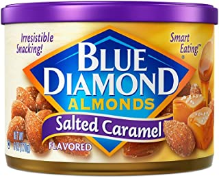 Blue Diamond Almonds, Salted Caramel, 6 Ounce