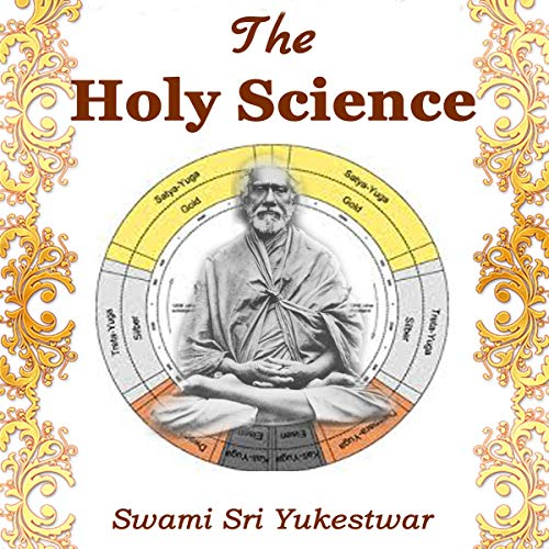The Holy Science audiobook cover art