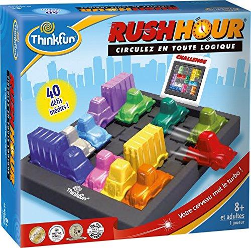 Think Fun - TFRH01 - Jeu Enfants - Rush Hour Classique