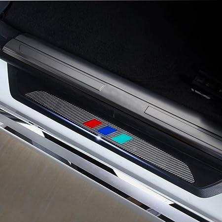 Cobear M Styling Einstiegsleiste Schutz Aufkleber Reflektierende Lackschutzfolie Für 630i 645ci 650i M6 E63 E64 Einstiegsleisten 4 Stück Auto