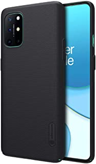 For OnePlus 8T Nillkin Super Frosted Shield Matte cover case - Black