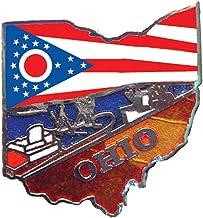 USA STATES MAP - Original Artwork, Expertly Designed PIN