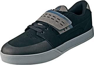 Afton Men's Vectal Clipless Cycling Shoes - Black/Navy - 1001-12 (Black/Navy - 9)