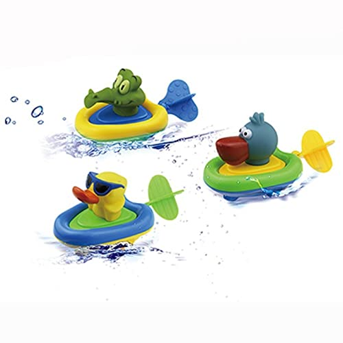 Bath Toy Pelican Game bath Tub toys Cute Spotted Kids Fishing Bath toys NEW