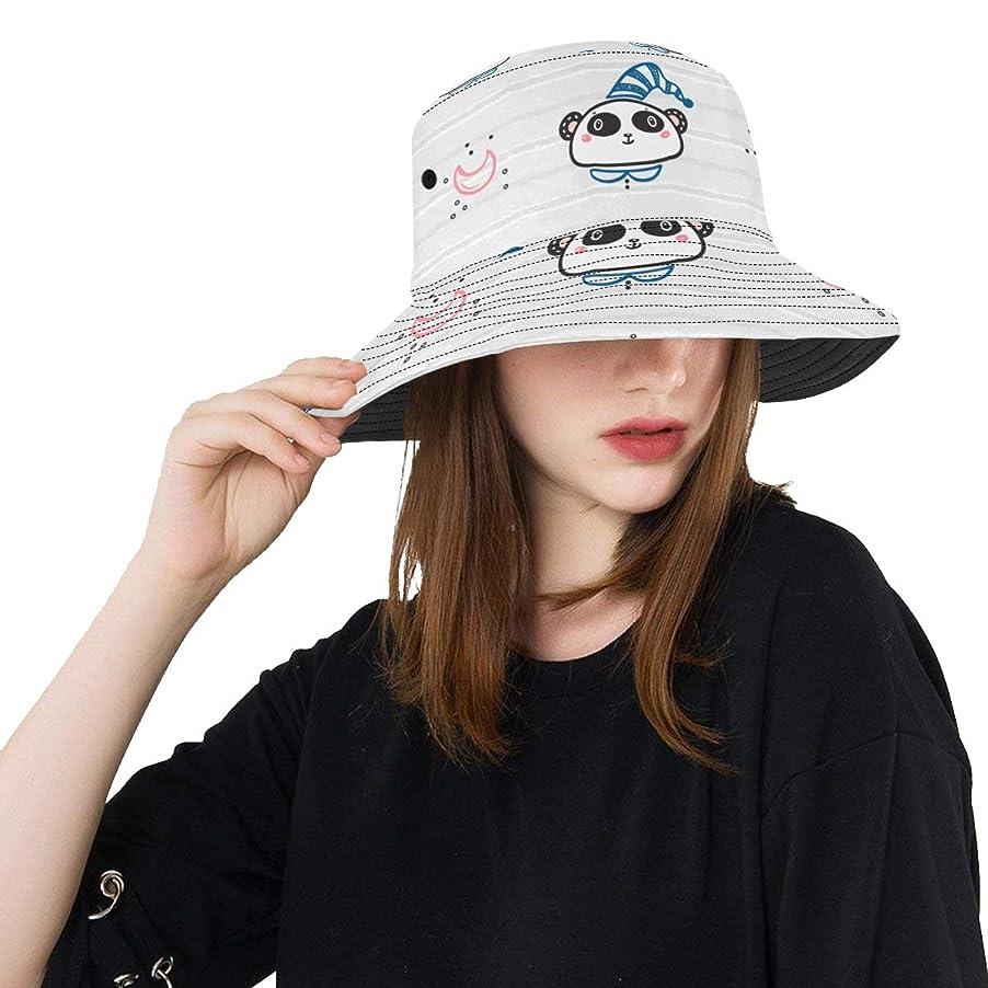 西部アラビア語アコードJKDLER Uvカット帽子 面白いクマや帽子 バケットハット サンバイザー 日よけ 日焼け止め レディース 女子 綿 つば広 おしゃれ 折りたたみ 春夏 ストローハット アウトドア 旅行 トラベル 紫外線対策 遮光 吸汗速乾 小顔効果抜群