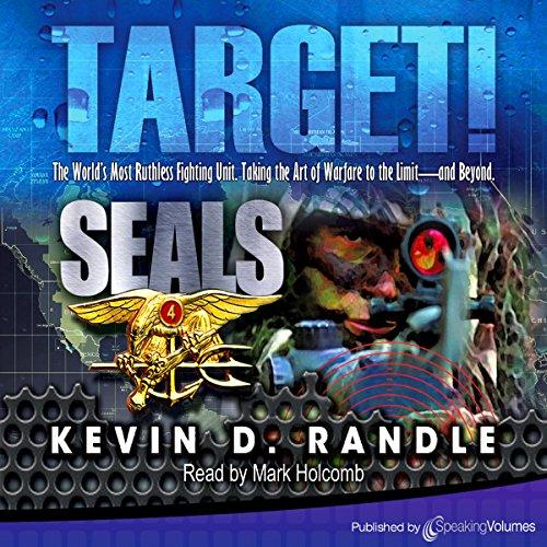 Target! audiobook cover art