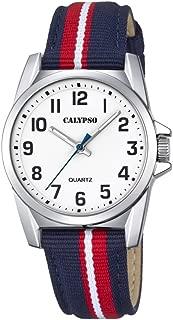 Reloj Análogo clásico para Unisex de Cuarzo con Correa en Nailon K5707/3