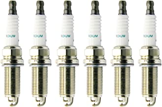 New Set of 6 Spark Plug Replacement for Lexus GS350 IS250 IS350 90919-01249 FK20HBR11