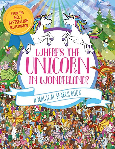 Where's the Unicorn in Wonderland? (English Edition)
