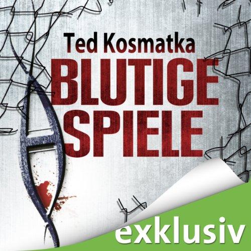 Blutige Spiele audiobook cover art