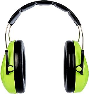 Casque antibruit 3M™ PELTOR™ Optime™ I H510A - Fluo - Serre-tête