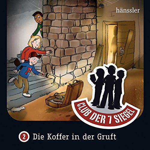 Die Koffer in der Gruft cover art