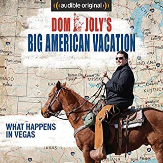 Ep. 1: What Happens in Vegas (Dom Joly's Big American Vacation) cover art