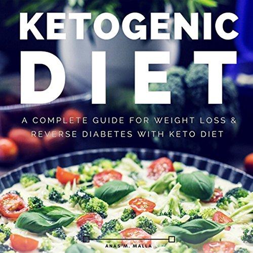 Ketogenic Diet audiobook cover art