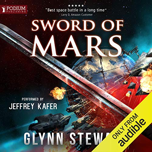 Sword of Mars audiobook cover art
