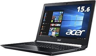 Acer ノートパソコン Aspire7 Core i5-7300HQ/15.6インチ/8GB/128G SSD+1TB HDD/ドライブなし/Windows10/APなし A715-71G-A58H/K