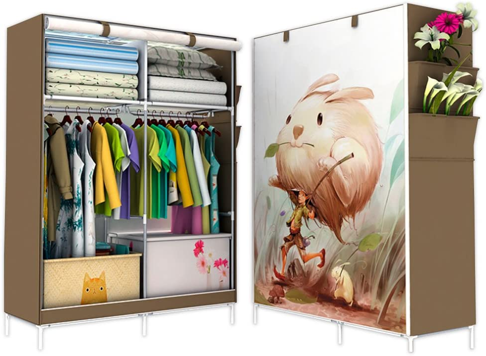 ilios Fees free innova Closet Wardrobe Portable Dus Metal Shelves and with El Paso Mall