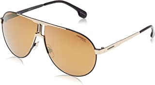 CARRERA Men's Sunglasses Aviator 1005/S - Black/Gold