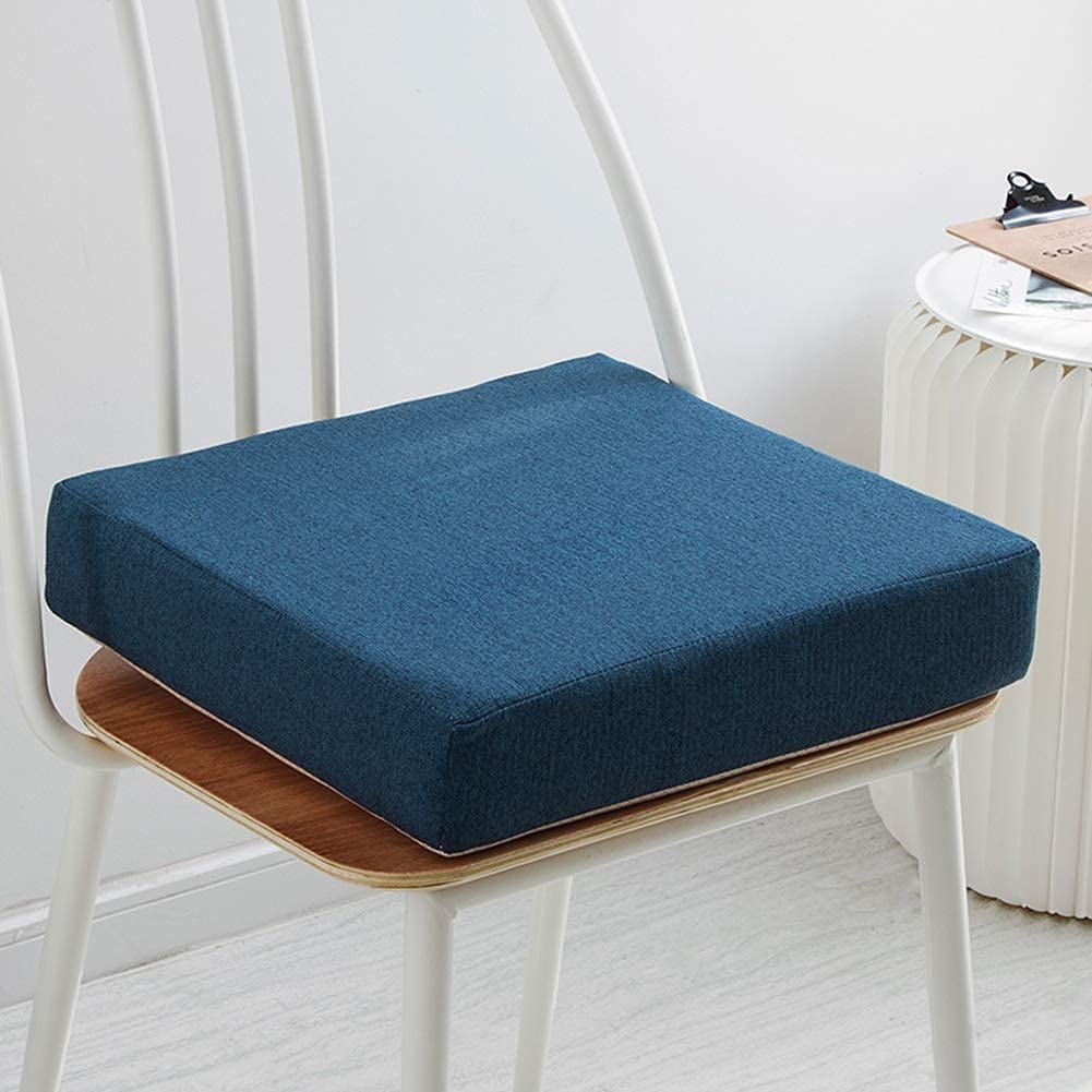 Square Padded Seat Pad Ultra C Cushions Soft safety Thick Large discharge sale Chair