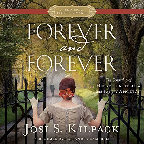 Forever and Forever audiobook cover art