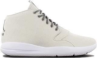 Jordan Nike Men's Eclipse Chukka Light Bone/Black/Wht Basketball Shoe 9.5 Men US