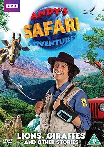 Andy's Safari Adventures: Lions, Giraffe & Other Adventures (BBC) [UK Import]