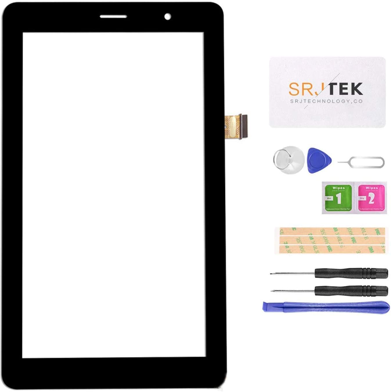 for 7'' WJ1901-FPC V5.0 We OFFer at 2021 model cheap prices Touch Tablet Screen Replacemen Digitizer