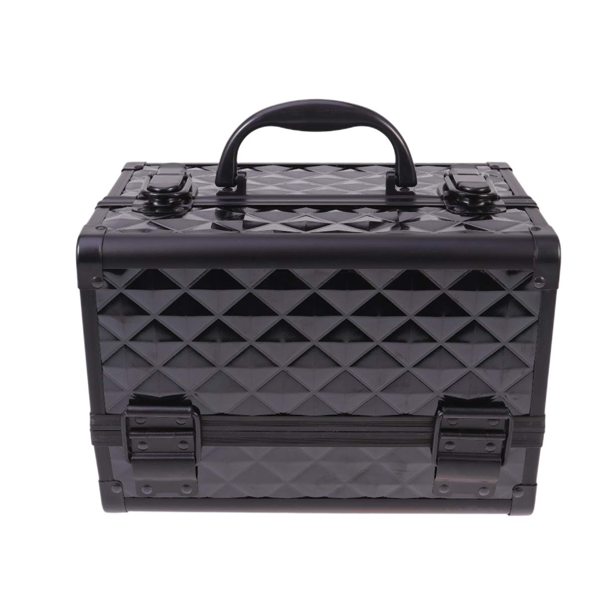 Uonlytech Cash special price Large Year-end annual account Capacity Cosmetic Box w Nail Beauty Portable
