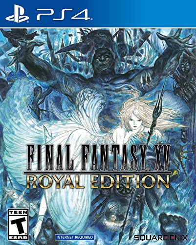 FINAL FANTASY XV ROYAL EDITION Playstation 4 - 0