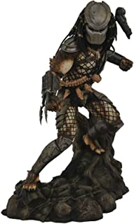 DIAMOND SELECT TOYS Predator Gallery: Jungle Predator PVC Figure, Multicolor