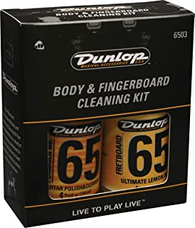 Dunlop 6503 Formula 65 Body and Fingerboard Cleaning Kit