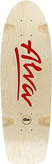 Alva Skateboards Bela Horvath Reissue Natural / Red Skateboard Deck - 8.5