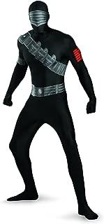 Snake Eyes Deluxe Bodysuit Costume